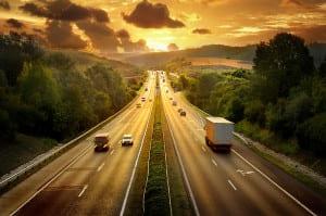 international road forwarding