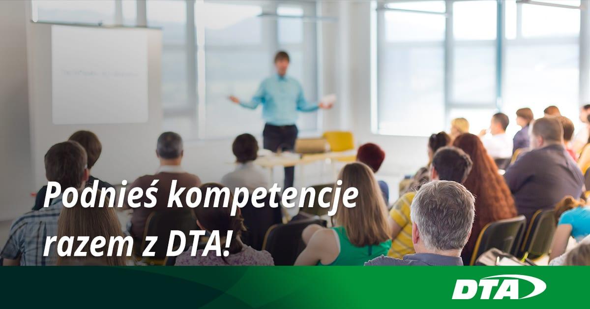 Szkolenia z DTA – sprawdź w czym możemy pomóc!