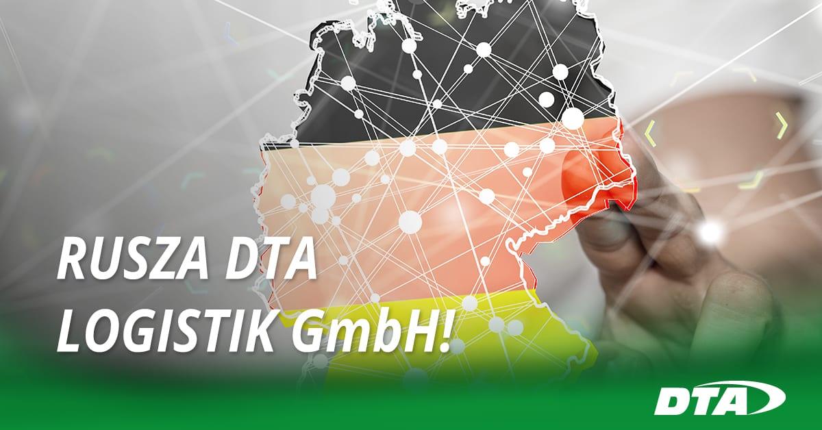 Grupa DTA powiększa się o spółkę DTA Logistik GmbH