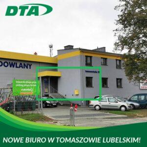 DTA Tomaszów Lubelski